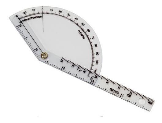 Goniómetro De Dedo Fisioterapia Médico