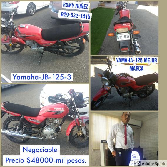 Yamaha Jb-125-3