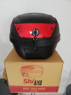 Baúl Para Moto Marca Shiva