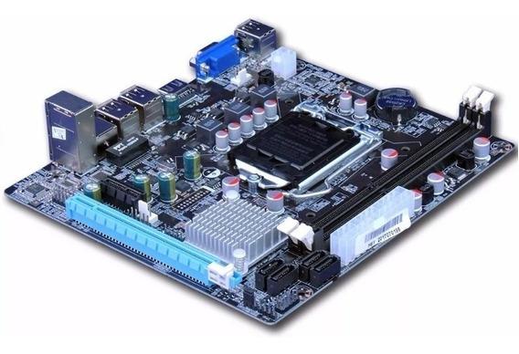 Kit Placa Mãe H61 1155 + Pentium G2030 3ª Geração+ 4gb Ddr3