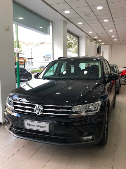 Volkswagen Tiguan Allspace 1.4 Tsi Trendline Dsg 2020 Vw 0km