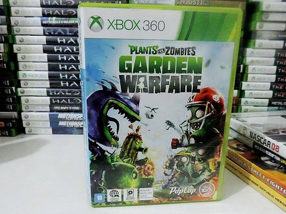 Xbox 360 - Plants Vs Zombies Garden Warfare Dvd