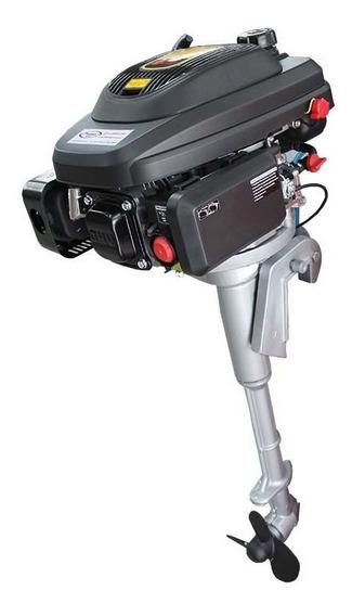 Rabeta Vertical Com Motor A Gasolina Buffalo 6,5 Cv Bfgt4t