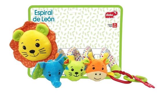 Espiral De Leon Sonaja Para Cuna