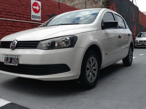 Volkswagen Gol Trend 1.6 Pack I Ll Alt 101cv 2014