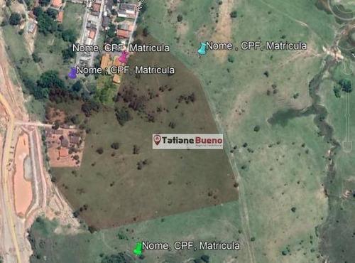 Área À Venda, 57790 M² Por R$ 17.000.000 - Putim - São José Dos Campos/sp - Ar0035