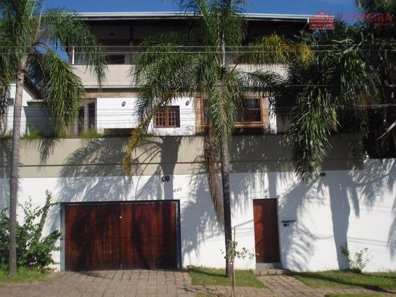 Mansão De 905 M² No Jardim Paulista. Fins Residenciais Ou Comerciais. Preço Imperdível, Em Jundiaí. - Ca0074