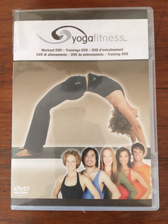 Yoga Fitness Dvd