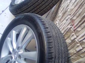 Hyundai Rodas Ix35 Pneus Novos