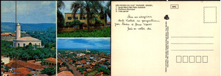 Sdi-55699- Postal São Pedro Do Ivai, P R Aspectos Da Cidade