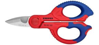 Tijera Electricista 155mm Knipex 95 05 155 Original Alemana