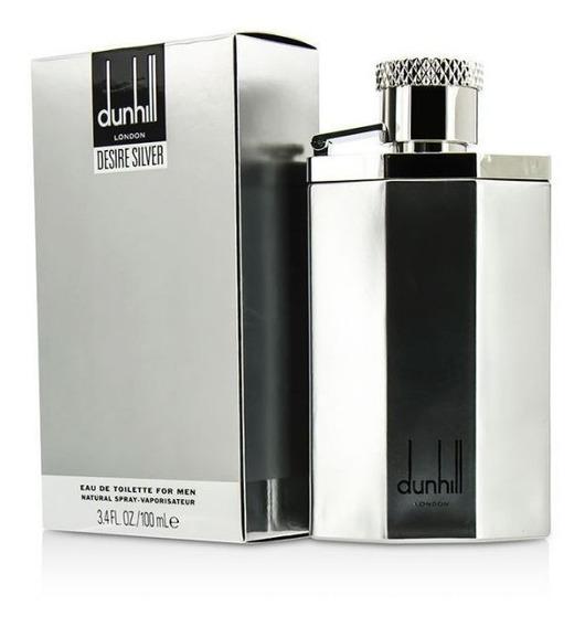 Perfume Dunhill Desire Silver Masculino Edt 100ml