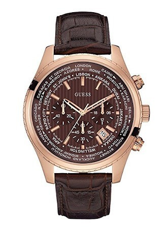 Relógio Guess Chronograph W0500g3