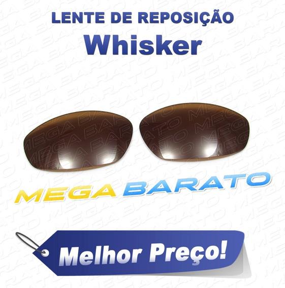 Lente Óculos Whisker Marrom Bronze Brown Polarizada