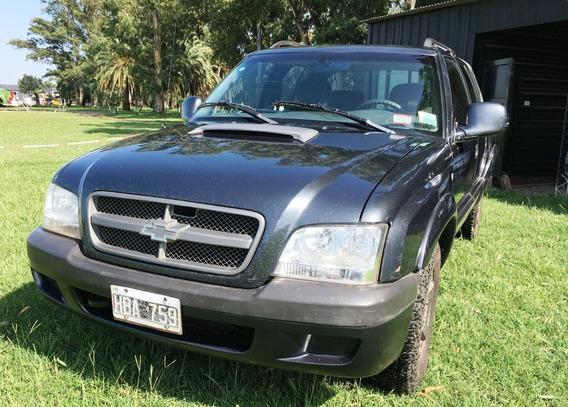 Chevrolet S - 10 D/c 4x4 Dlx