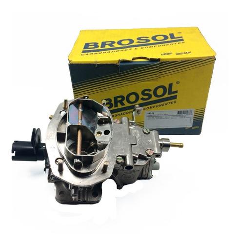 Imagem 1 de 2 de Carburador Original Brosol H34 Opala 4 Cc Alcool 85 86 87 88