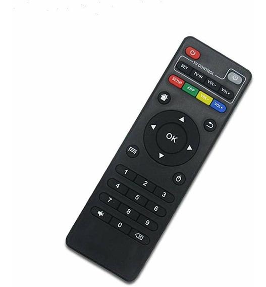 Controle Remoto Tv Box 4k Mx9/tx3/tx9/tx2 + Pilhas Grátis