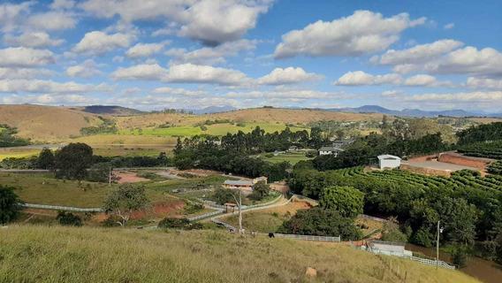 Chácara Em Caxambu , Sul De Minas , 23 Mil Metros Quadrados, Apenas 400 Metros De Estrada De Terra , Bela Vista Da Serra Da Careta . - 939