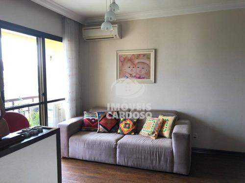 Imagem 1 de 16 de Apartamento Com 3 Dormitórios À Venda, 66 M² - Aclimação - São Paulo/sp - Ap17884