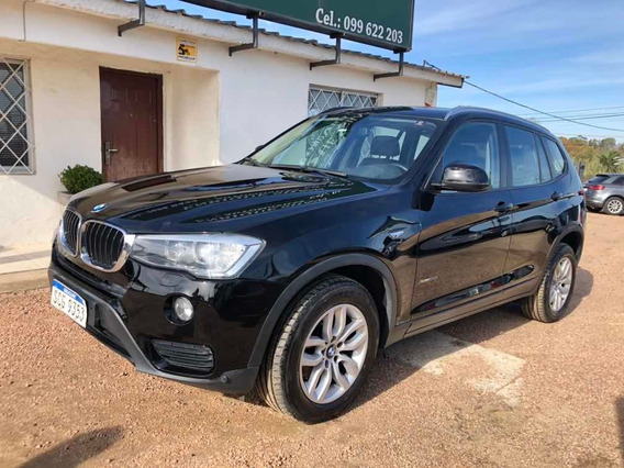 Bmw X3 2.0 X3 Xdrive 20i Executive Automatica 184cv 2015