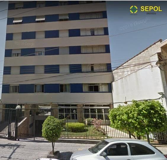 Apartamento Com 3 Dormitórios Para Alugar Por R$ 2.100,00/mês - Quarta Parada - São Paulo/sp - Ap0552