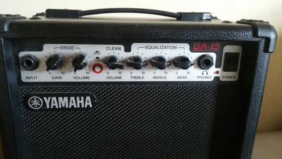 Amplificador De Guitarra Yamaha Ga 15