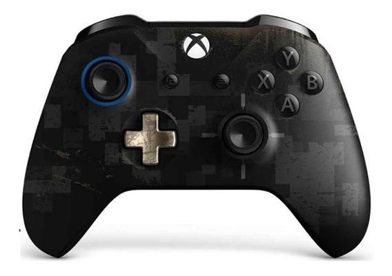 Controle Xbox One S Original Microsoft Sem Fio Battlegrounds