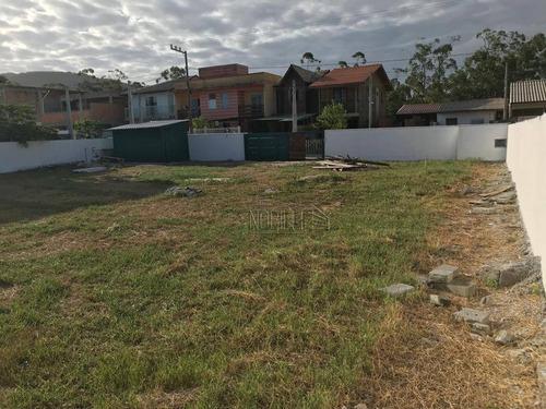 Terreno À Venda Com 648m² Todo Murado Por R$ 340.000 - Rio Vermelho - Florianópolis/sc - Te0212