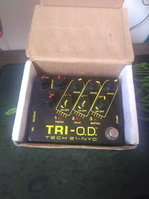 Pedal Tech 21 Tri Od / Overdrive / Distortion