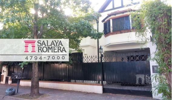 Casa Venta Estilo Ingles Bajo De Olivos