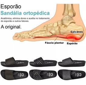 3 Pares Chinelo Sandália Star Flex Ortopédica Anatômica