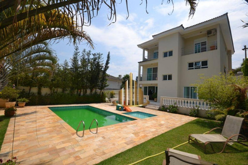 Casa Com 4 Dormitórios Sendo 2 Suítes À Venda, 363m² Por R$ 2.650.000 - 18 Do Forte - Santana De Parnaíba/sp - Ca2439