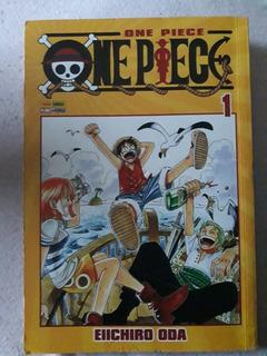 Manga One Piece N°1