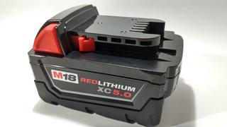 Bateria Milwaukee M18 5 Amperes