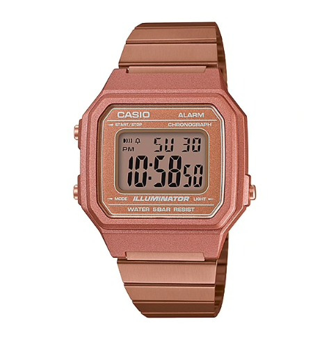 Relógio Casio Vintage B650wc-5a
