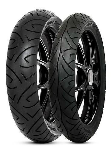 Par Pneu Fazer 250 Pirelli Sport Demon 110 70 17 + 140 70 17