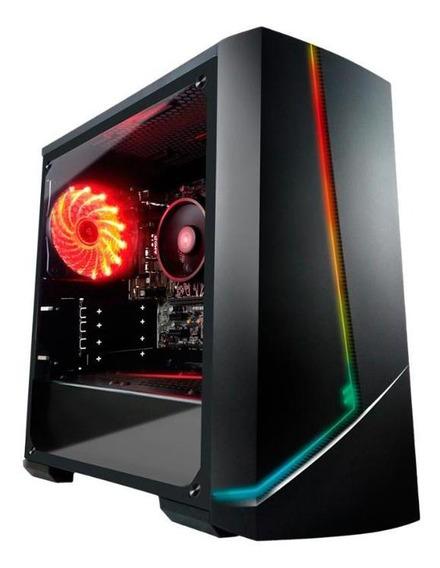 Pc Gamer G-fire Amd Ryzen 5 4.2ghz 8gb Rx Vega 2gb Ssd 240gb