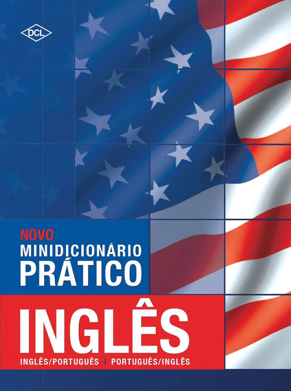 10 Dicionario Mini Ingles Ingles/portugues Pratico 320pg Un