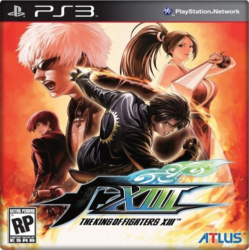 The King Of Fighters Xiii 13 Ps3