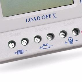 Controlador De Carga Solar 20a Mppt 12v 24v Envio Imediato
