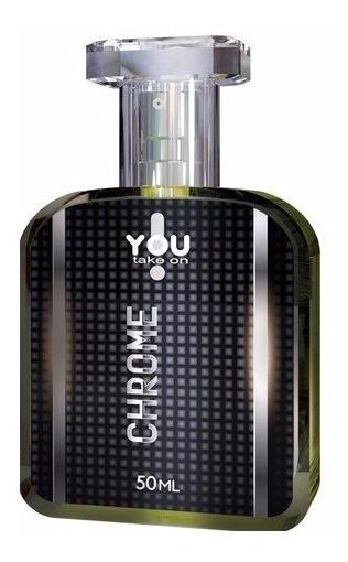 Perfume Masculino Chrome You Take On 50ml