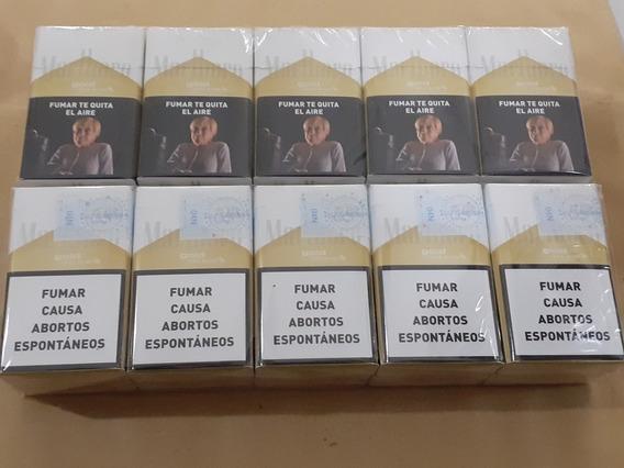 Cigarrillos Marlboro Gold Box 20(10 Atados) Envio Gratis