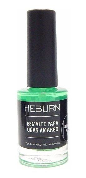Heburn Profesional Esmalte Amargo 189 - Evita Comer Uñas