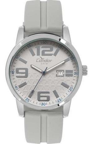 Relógio Condor Masculino Speed Prata Co2115kum/k2c + Brinde