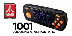 Cartão Sd 1006 Games Para Atari Flashback Portátil - Atari