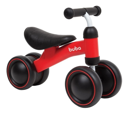 Bicicleta Infantil Bebê Sem Pedal Equilíbrio Buba Baby