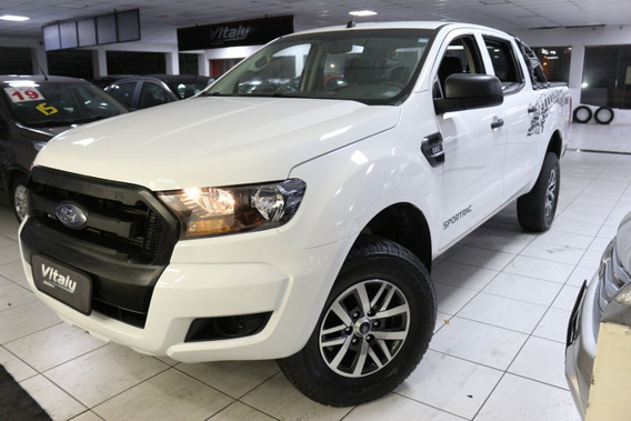 Ford Ranger Xl Diesel 4x4 Manual 29.000 Km!!! Completa!!!