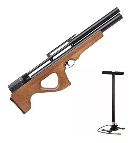 Rifle Pcp 6,35mm Artemis P15 + Inflador  Bentancor Outdoor