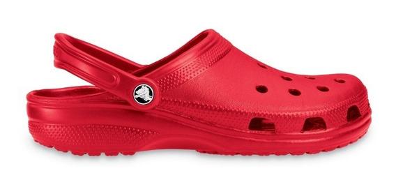 Crocs Classic Original Hombre Mujer Negro Azul Rojo Rosa