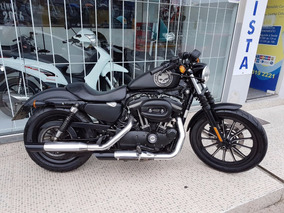 Harley Davidson Xl 883 Iron - Iron 883 2012 13.000km
